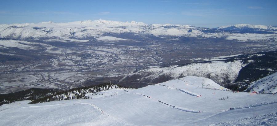 La Molina+Masella, un dels dominis esquiables més grans de l'Estat